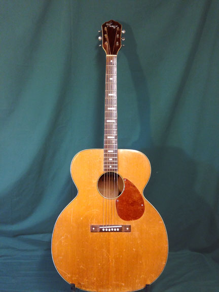 Kay 1600 Series Jumbo Guitar